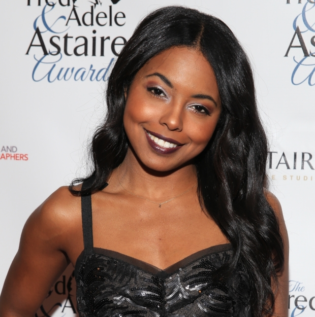 Tony nominee Adrienne Warren will perform with Charlie Rosen's Broadway Big Band.