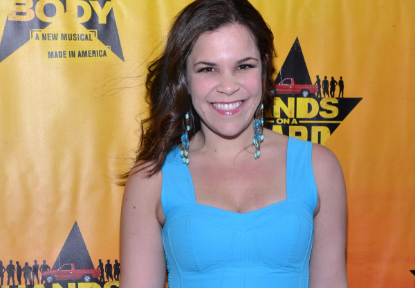 Lindsay Mendez is set to participate in Broadway Stories on July 27 at Feinstein's/54 Below.