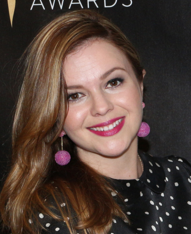 Amber Tamblyn will take part in a reading of Josh Radnor's Sacred Valley.
