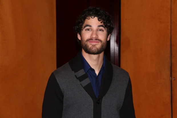 Glee star Darren Criss will perform at From Broadway With Love: A Benefit Concert for Orlando on July 25.