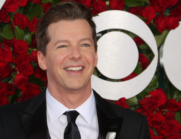 Sean Hayes will join the 18th annual Broadway Barks event in Shubert Alley on July 30.