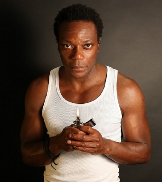 Chukwudi Iwuji will lead the cast of Hamlet with the Public Theater's Mobile Shakespeare Unit.