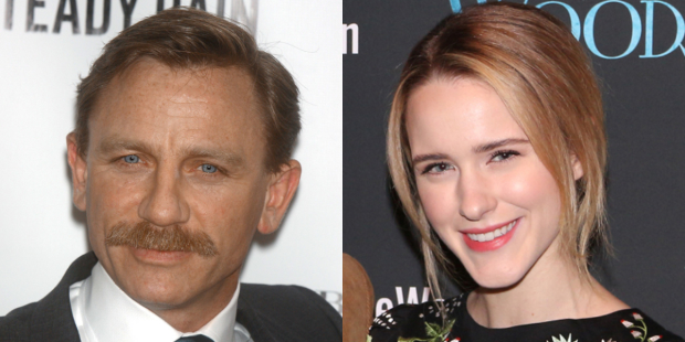 Daniel Craig will star opposite Rachel Brosnahan in the New York Theatre Workshop production of Othello.