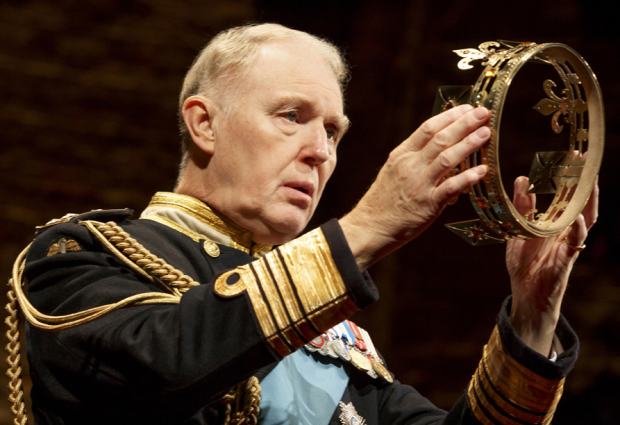 Tim Pigott-Smith will reprise his Tony-nominated performance in King Charles III for an upcoming film adaptation.