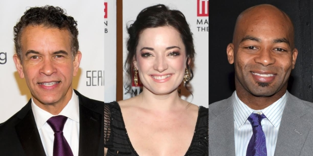 Brian Stokes Mitchell, Laura Michelle Kelly, and Brandon Victor Dixon will appear in the upcoming concert of Ragtime on Ellis Island.