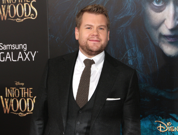 James Corden will get the 'Peter Rabbit' movie hopping at Sony
