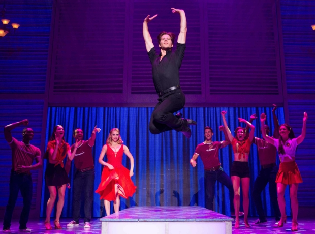 Christopher Tierney will again lead the cast of the national tour of Dirty Dancing – The Classic Story On Stage.