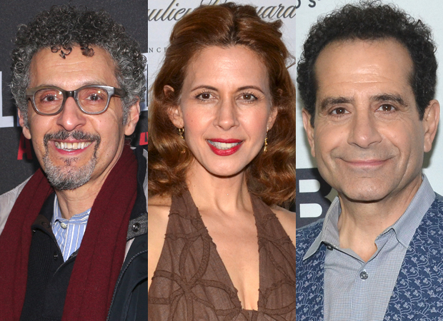 John Turturro, Jessica Hecht, and Tony Shalhoub will star in Roundabout Theater Company's production of Arthur Miller's The Price.