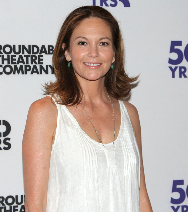 Diane Lane stars in Roundabout Theatre Company's new production of The Cherry Orchard.