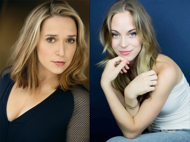 Wicked Tour Casts Jessica Vosk And Kristen Martin As