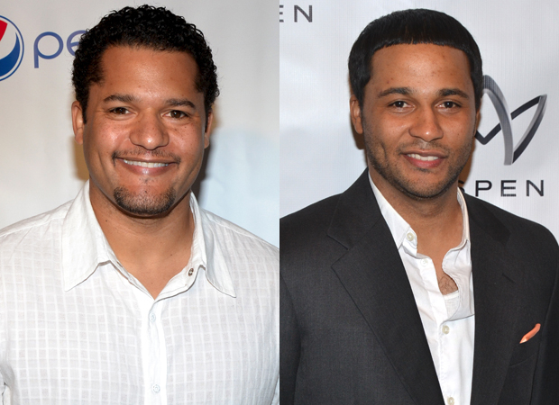 Brothers Brandon Dirden and Jason Dirden are playing the same role in August Wilson's Ma Rainey's Black Bottom in two different productions.