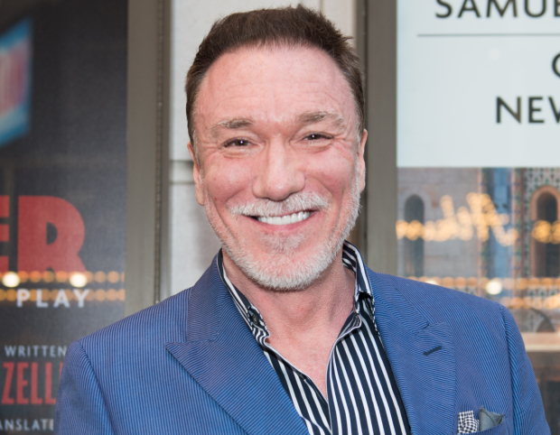 Patrick Page will perform with The Broadway Villains Party at Feinstein's/54 Below on September 15.