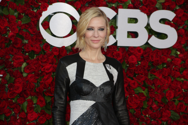 Cate Blanchett will make her Broadway debut in The Present.