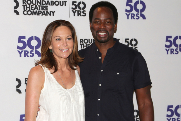 Diane Lane and Harold Perrineau will star in the Broadway revival of Anton Chekhov's The Cherry Orchard.