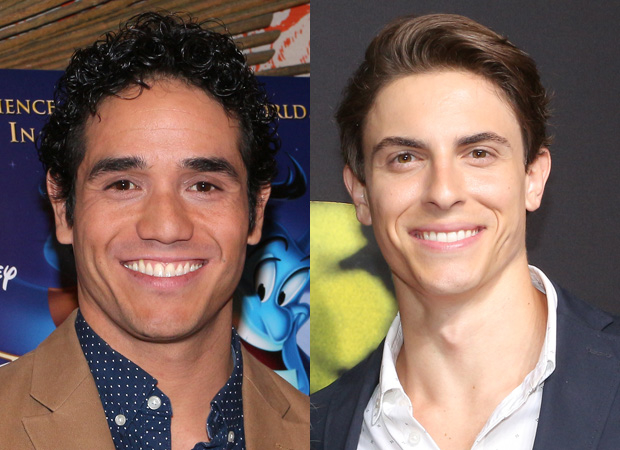 Adam Jacobs and Derek Klena will cohost The Broadway Prince Party.