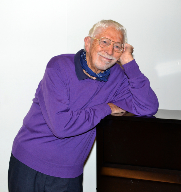 Tom Jones is the book writer and lyricist of The Fantasticks, now running at the Theater Center in New York and the Pasadena Playhouse in California.