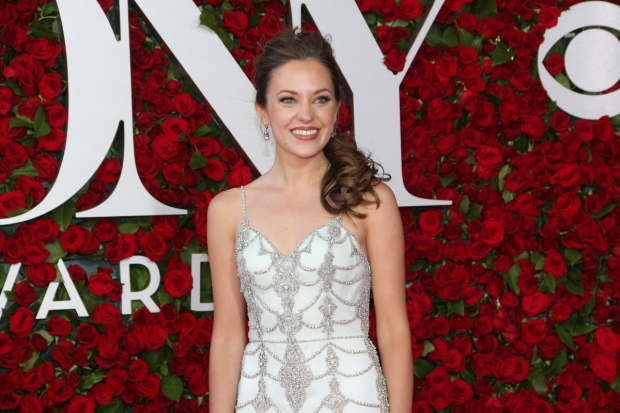 Laura Osnes will perform with the New York Pops for its Lerner and Loewe tribute concert on October 14.