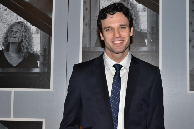 Jake Epstein will reprise his performance as Gerry Goffin in the Broadway cast of Beautiful.