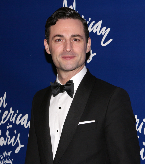 Max von Essen received a 2015 Tony Award nomination for his performance in An American in Paris on Broadway.