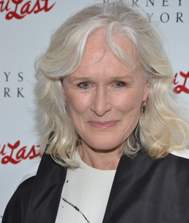 Glenn Close will be inducted into the Theater Hall of Fame on November 14 at the Gershwin Theatre.