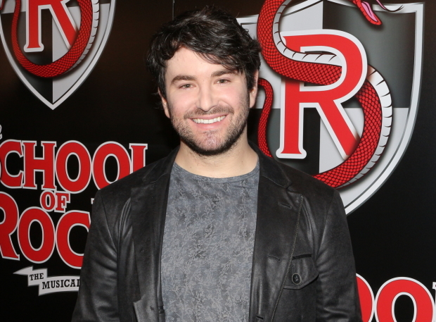 Alex Brightman joins the roster of performers set for White Rabbit Red Rabbit.