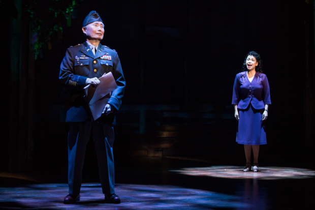 George Takei musical 'Allegiance' will be broadcast in Dec.