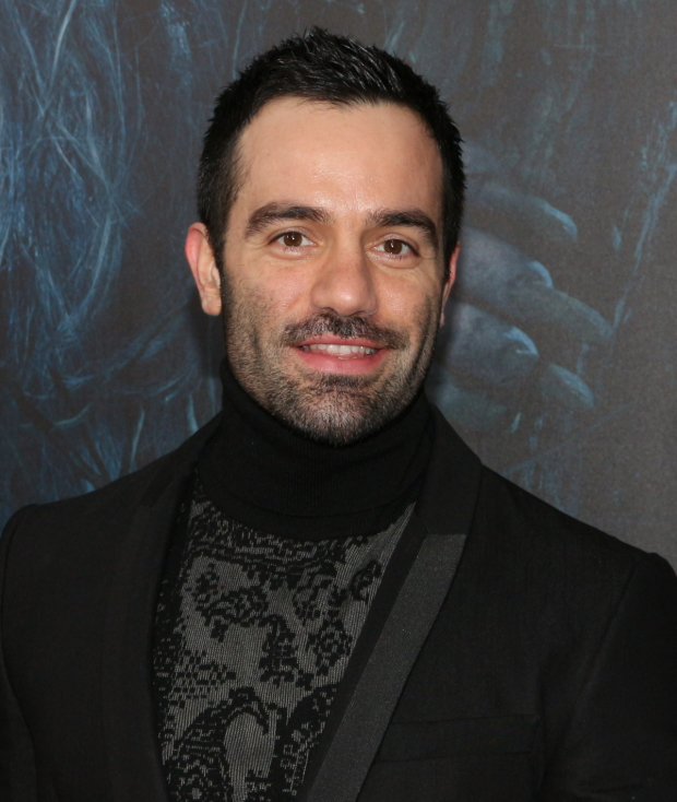 Ramin Karimloo will take on the role of Gleb in the new musical Anastasia.