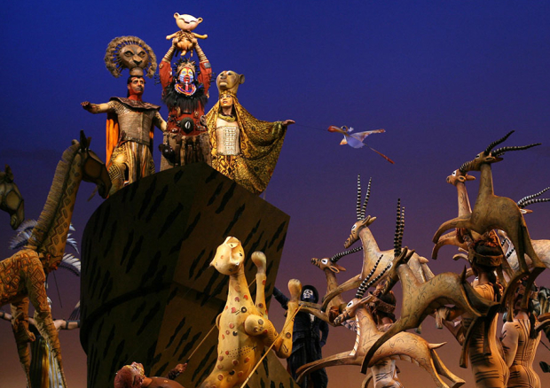 The Lion King is heading back to the big screen.