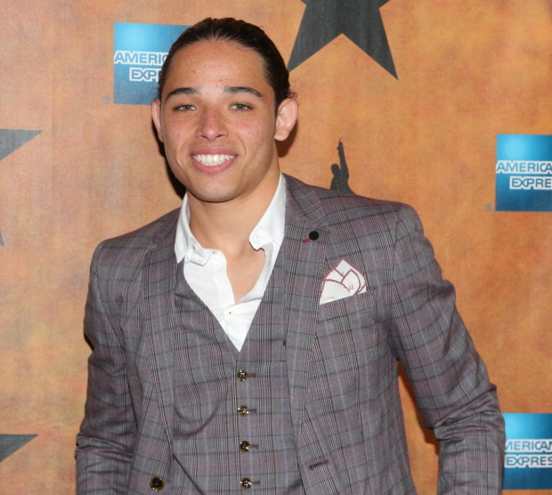 Anthony Ramos will star in the upcoming Netflix series She's Gotta Have It.