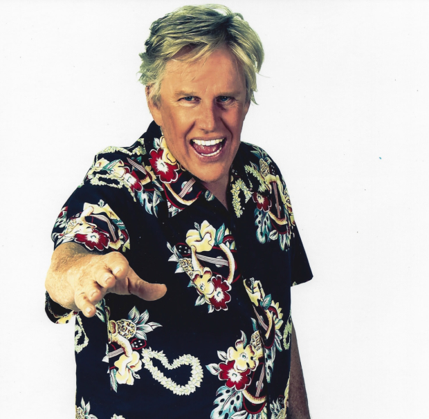 Gary Busey will join the cast of off-Broadway's Perfect Crime.