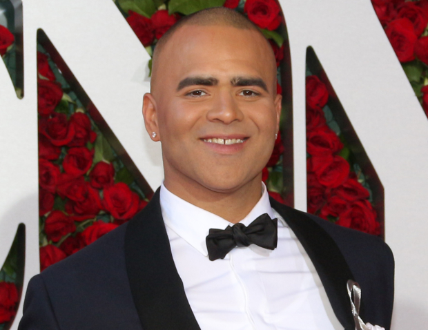 Christopher Jackson to play final performance in Hamilton on Broadway.