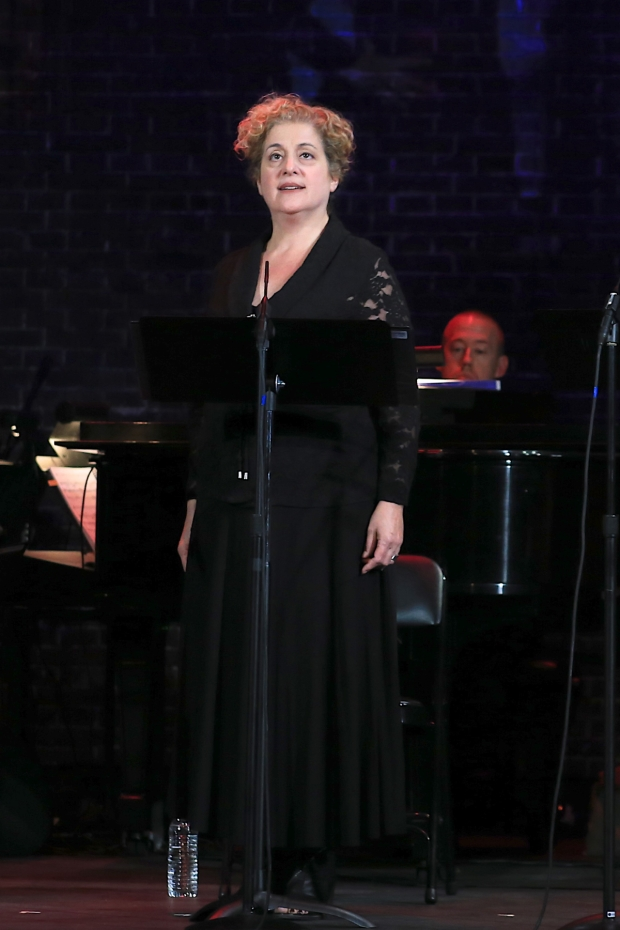 Mary Testa performs a concert of Michael John LaChiusa's Queen of the Mist.