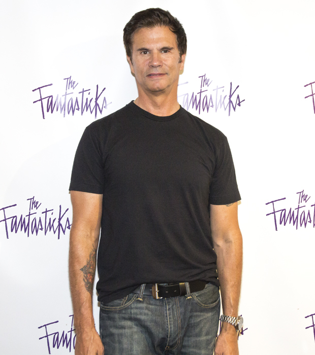 Lorenzo Lamas is the new El Gallo of The Fantasticks.