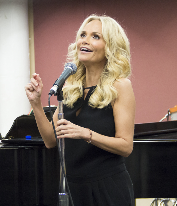 Kristin Chenoweth prepares for her return to Broadway.