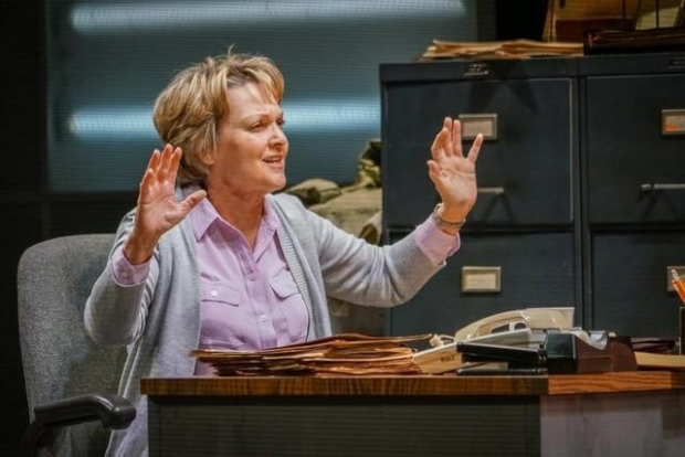 Pamela Reed won the Gregory Award for Outstanding Actress in a Play for her performance in Luna Gale at Seattle Repertory Theatre.
