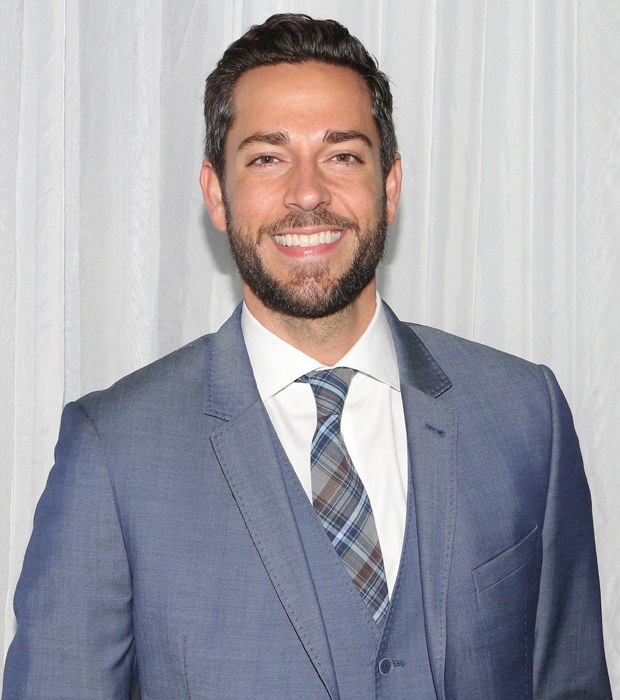 Zachary Levi would lead the company as Albert Peterson.