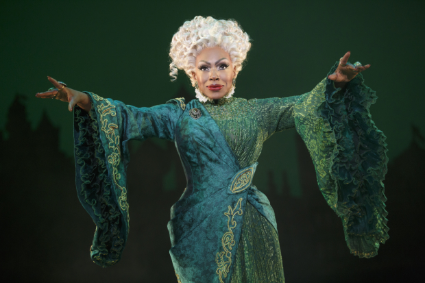 Sheryl Lee Ralph as Madame Morrible in Wicked. Sheryl Lee Ralph