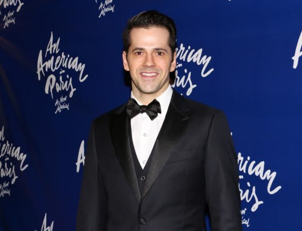 Robert Fairchild will appear in Roundabout Theatre Company's Kiss Me, Kate concert.