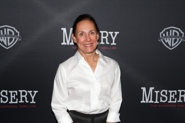 Laurie Metcalf played Annie Wilkes in Misery on Broadway.