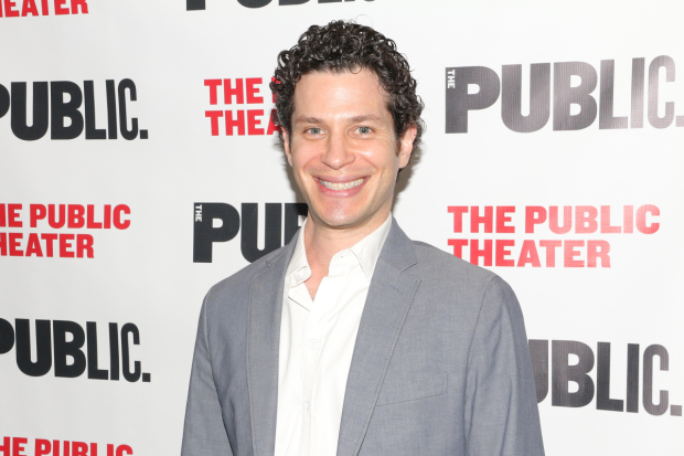 Thomas Kail directed two plays at the Public Theater in 2016: Dry Powder and Tiny Beautiful Things.