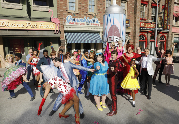 Hairspray Live! airs December 7 on NBC at 8/7c.