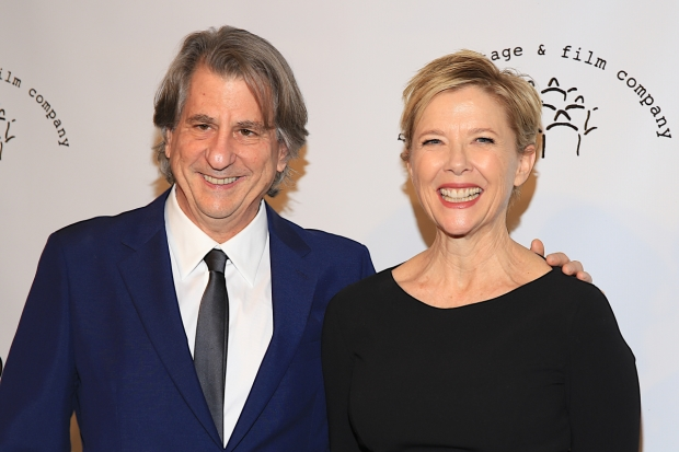 David Rockwell and Annette Bening are honored at New York Stage and Film's annual winter gala.