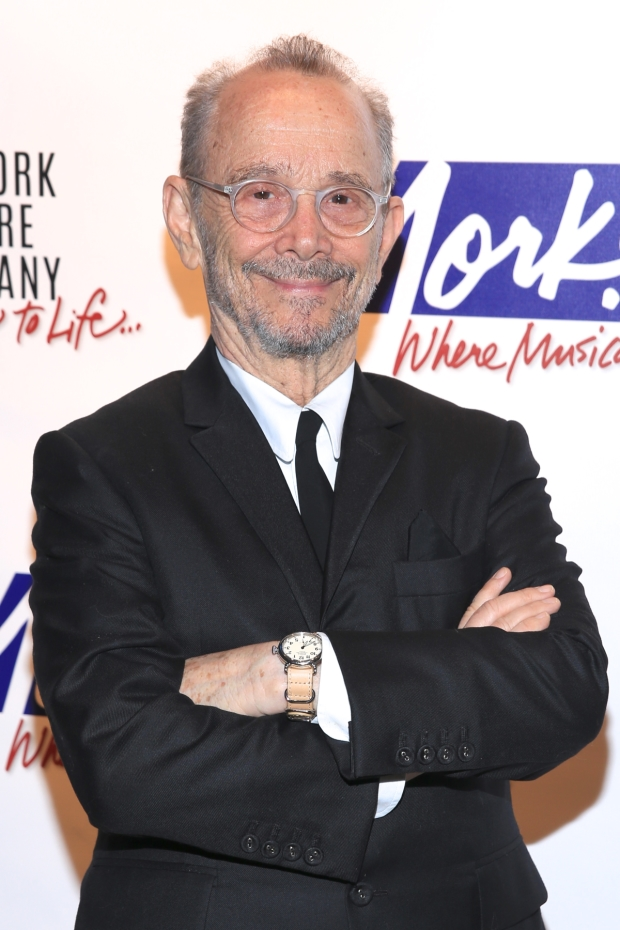 Joel Grey is honored at the York Theatre Company's annual gala.
