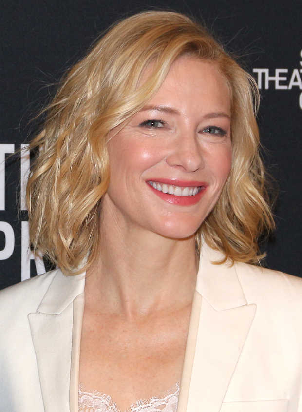 Cate Blanchett makes her Broadway debut in the Sydney Theatre Company production of The Present.