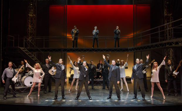 Jersey Boys says farewell to Broadway.