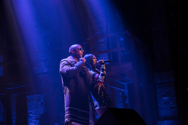 """Ja Rule and Ashanti join their voices on Lin-Manuel Miranda's """"Helpless."""""""
