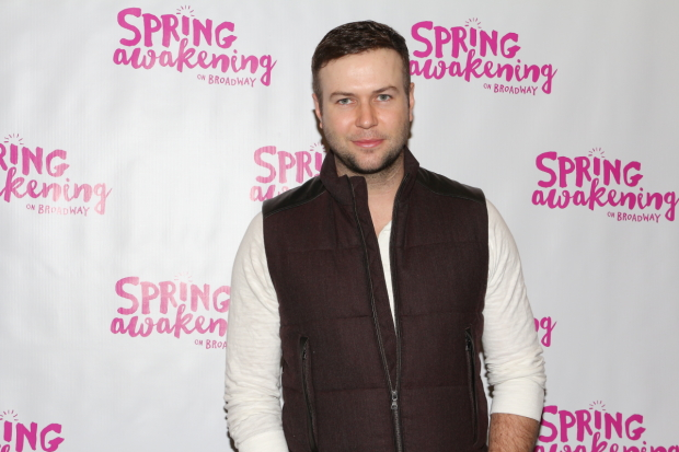 Taran Killam will make his Broadway as King George in Hamilton this January.