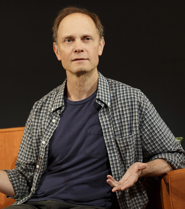 David Hyde Pierce as Nate in A Life at Playwrights Horizons.