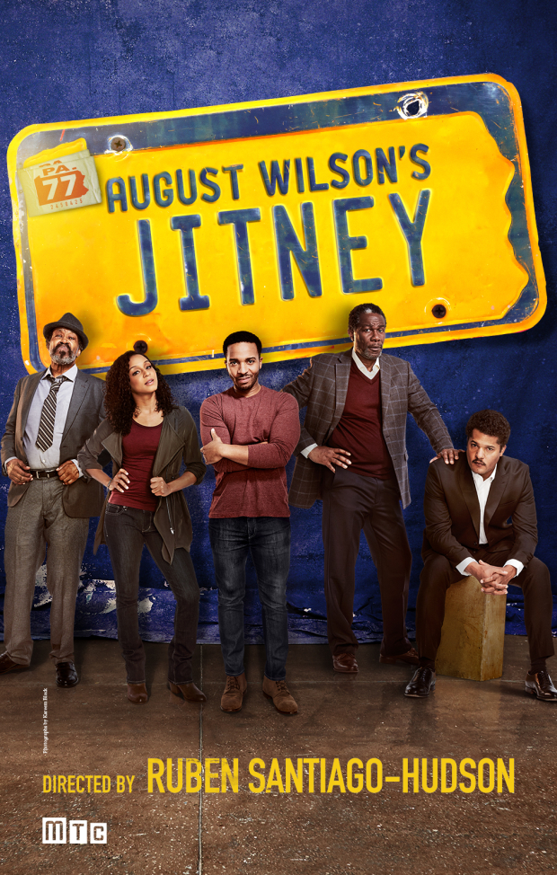 August Wilson's Jitney will make its Broadway debut in January.