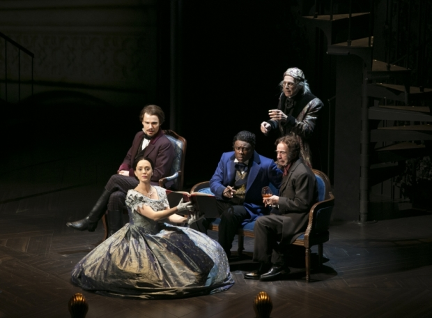 Fingersmith takes the stage in a new production at American Repertory Theatre.